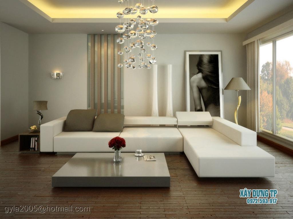 Ánh sáng vàng thường được sử dụng trong thiết kế đèn hắt trần