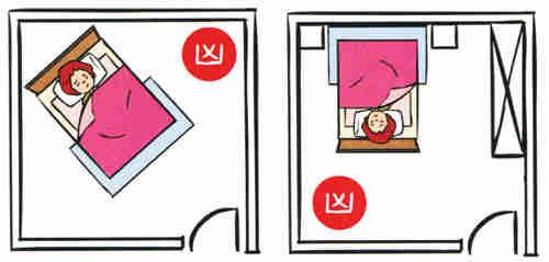 Headboard-does-not-have-solid-backing-support 14 điều cấm kỵ khi thiết kế phòng ngủ