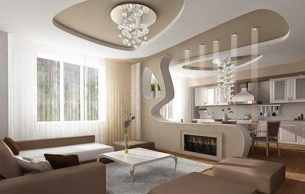 mau-tran-thach-cao-phong-khach-cuoi-nam-2015-16-604x385 19 mẫu trần thạch cao phòng khách đẹp cuối năm 2015