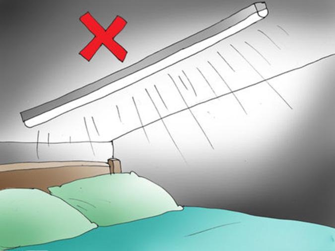 phong-thuy-cho-phong-ngu-10 15 Quy tắc trang trí phòng ngủ hợp phong thủy