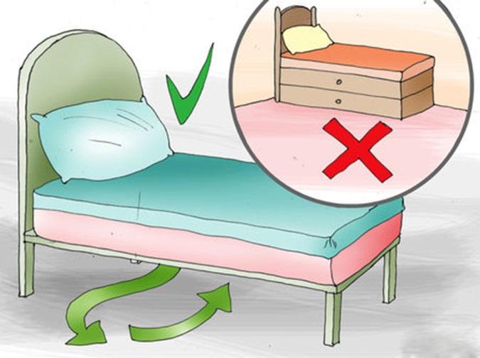 phong-thuy-cho-phong-ngu-3 15 Quy tắc trang trí phòng ngủ hợp phong thủy