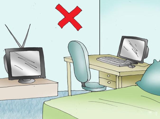 phong-thuy-cho-phong-ngu-8 15 Quy tắc trang trí phòng ngủ hợp phong thủy