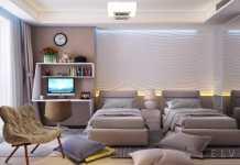 thiết kế nội thất, 2 Mẫu thiết kế nội thất phòng ngủ tuyệt đẹp cho bé yêu của bạn, Nhà đẹp, Nhà đẹp