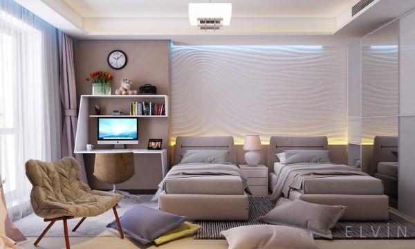 6-mau-phong-ngu-sang-tao-danh-cho-thieu-nien-11 6 mẫu phòng ngủ sáng tạo dành cho thiếu niên