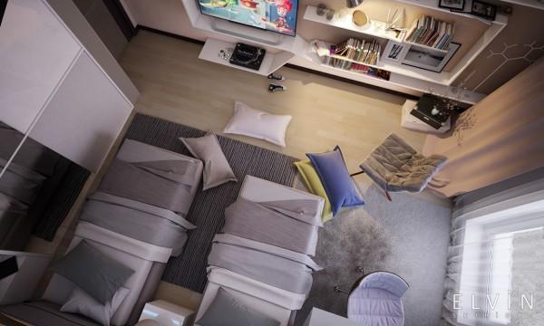 6-mau-phong-ngu-sang-tao-danh-cho-thieu-nien-13 6 mẫu phòng ngủ sáng tạo dành cho thiếu niên