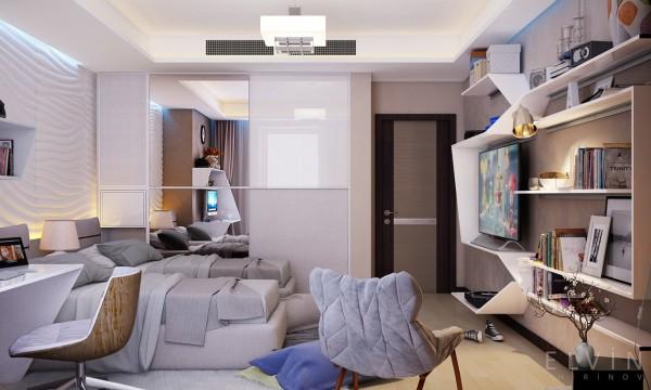 6-mau-phong-ngu-sang-tao-danh-cho-thieu-nien-17 6 mẫu phòng ngủ sáng tạo dành cho thiếu niên