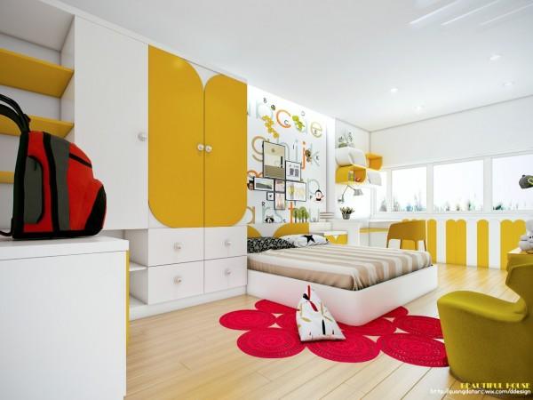 6-mau-phong-ngu-sang-tao-danh-cho-thieu-nien-18 6 mẫu phòng ngủ sáng tạo dành cho thiếu niên
