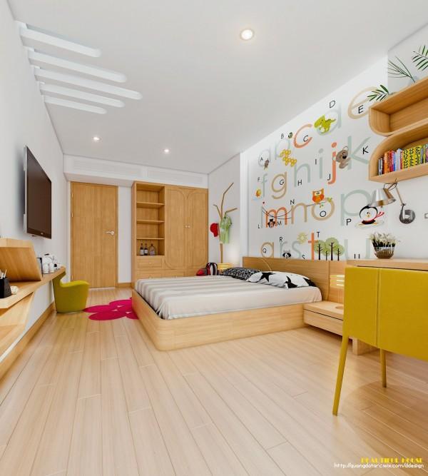 6-mau-phong-ngu-sang-tao-danh-cho-thieu-nien-21 6 mẫu phòng ngủ sáng tạo dành cho thiếu niên