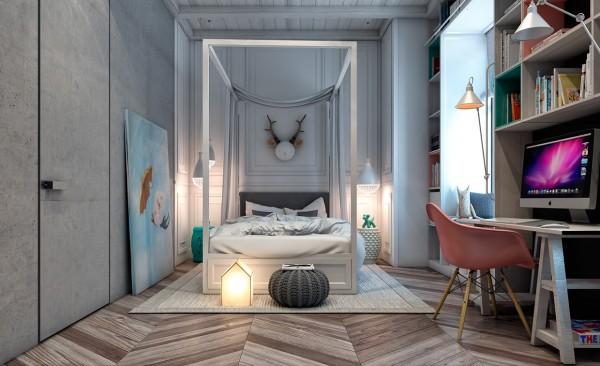 6-mau-phong-ngu-sang-tao-danh-cho-thieu-nien-23 6 mẫu phòng ngủ sáng tạo dành cho thiếu niên