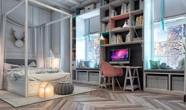 6-mau-phong-ngu-sang-tao-danh-cho-thieu-nien-27 6 mẫu phòng ngủ sáng tạo dành cho thiếu niên