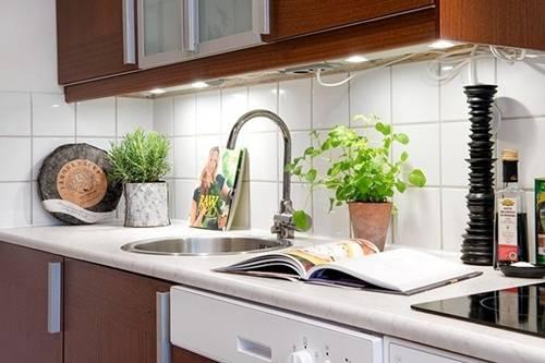 bon-rua-bep Bài trí bếp và chậu rửa hợp phong thủy