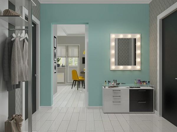 4 Mẫu thiết kế nội thất chung cư nhỏ và đẹp dưới 50m2