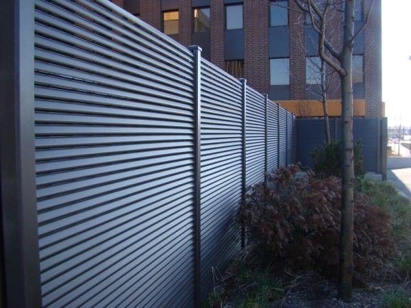 16. Những mẫu hàng rào sắt đẹp
