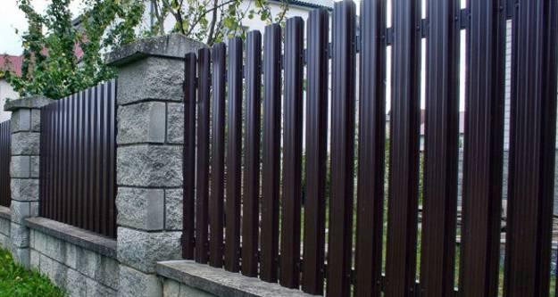 6. Mẫu hàng rào đẹp