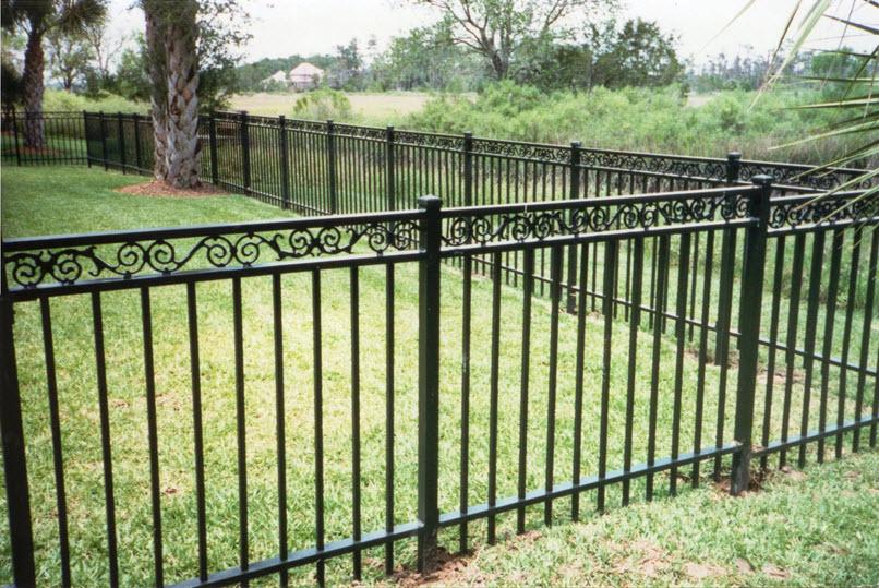 20. Hàng rào đẹp