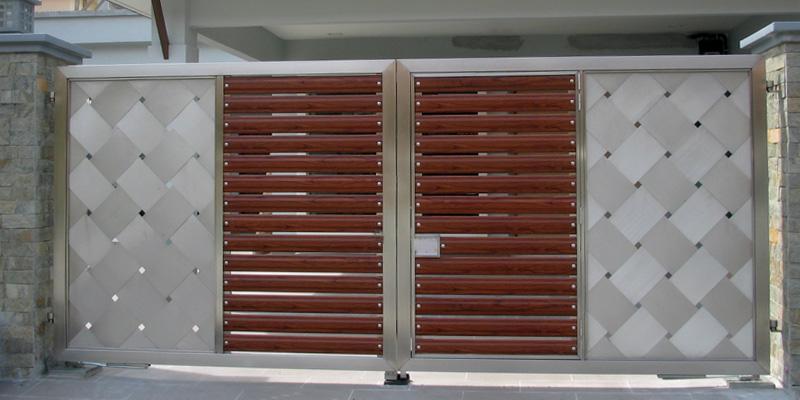 nhung-mau-cong-sat-dep-16 Các mẫu cổng sắt đẹp cho việc xây nhà mới