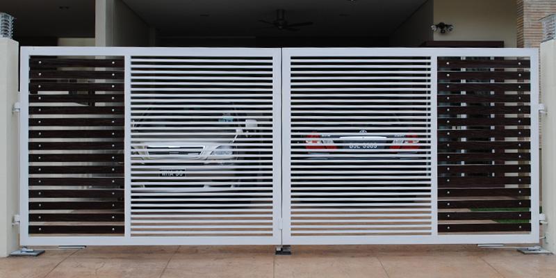 nhung-mau-cong-sat-dep-17 Các mẫu cổng sắt đẹp cho việc xây nhà mới