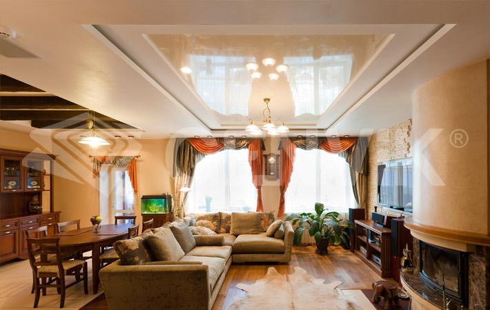 26-mau-tran-thach-cao-phong-khach-2016-1 Vẻ đẹp của 26 mẫu trần thạch cao phòng khách phong cách Nga