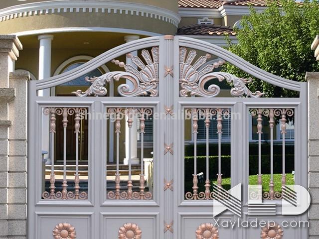 Các mẫu cổng nhà đẹp mới nhất 2020 - Ảnh 32