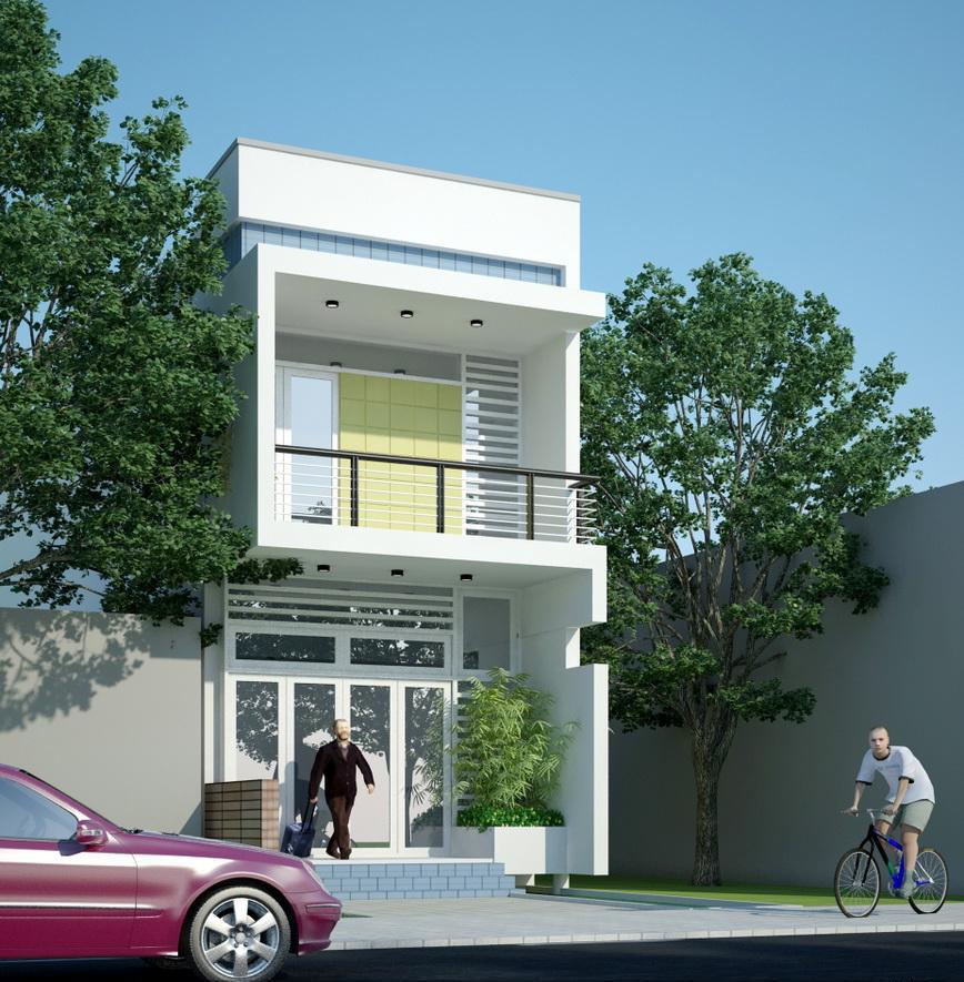 Kinh phí xây nhà 2 tầng diện tích 40m2 hết bao nhiêu?