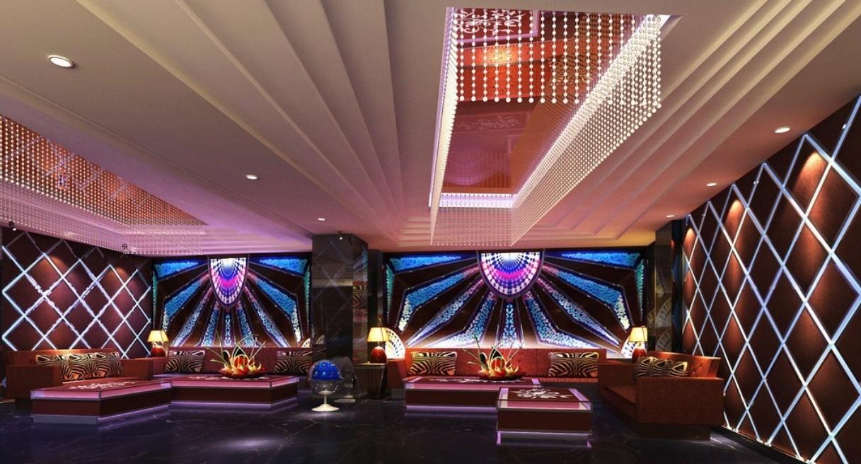 32 Mẫu thiết kế phòng karaoke đẹp nhất 2019 - Mẫu 01