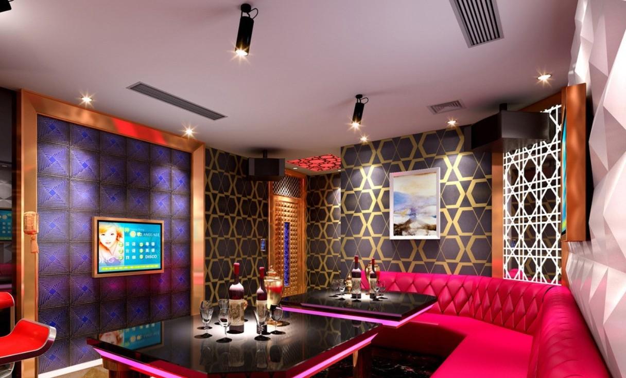 phong-karaoke-dep-14 Chiêm ngưỡng các thiết kế phòng Karaoke đẹp nhất hiện nay