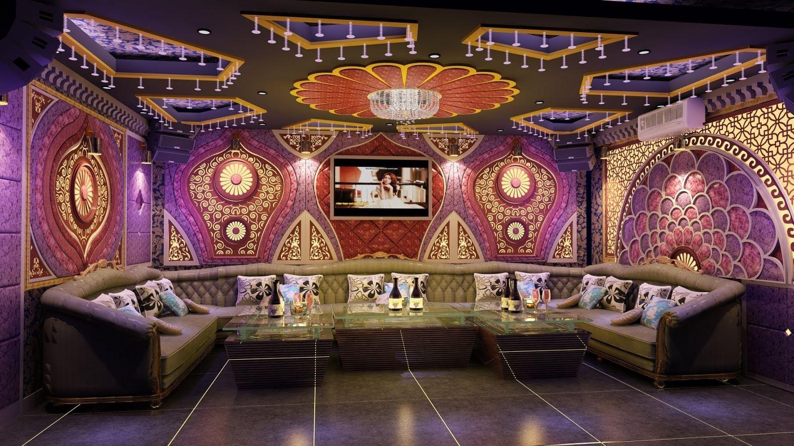 52 Mẫu thiết kế phòng karaoke đẹp nhất 2019 - Mẫu 39