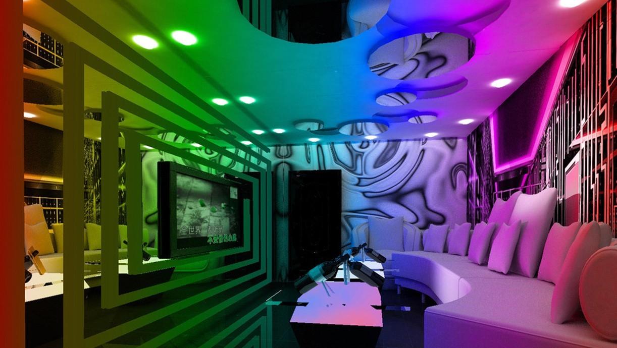 52 Mẫu thiết kế phòng karaoke đẹp nhất 2019 - Mẫu 41