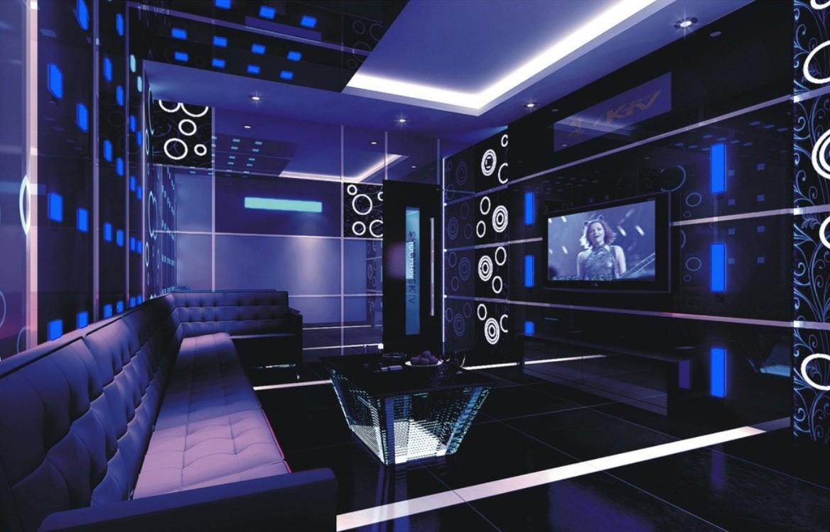 52 Mẫu thiết kế phòng karaoke đẹp nhất 2019 - Mẫu 45