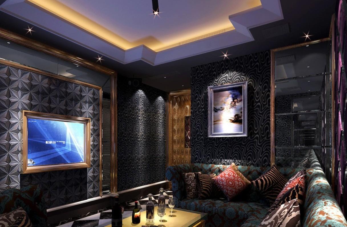 52 Mẫu thiết kế phòng karaoke đẹp nhất 2019 - Mẫu 48