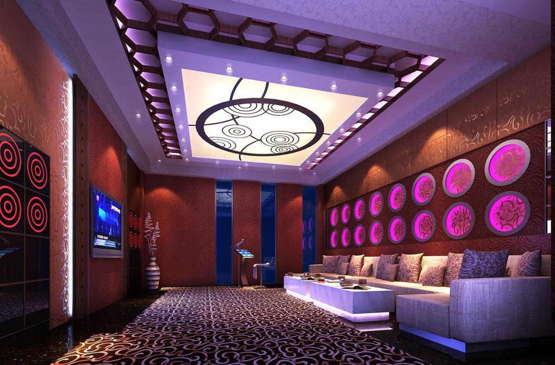 32 Mẫu thiết kế phòng karaoke đẹp nhất 2019 - Mẫu 06