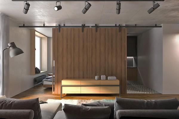 thiet-ke-noi-that-chung-cu-50m2-1 Mẫu thiết kế nội thất chung cư 50m2 phong cách hiện đại