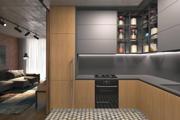 thiet-ke-noi-that-chung-cu-50m2-3 Mẫu thiết kế nội thất chung cư 50m2 phong cách hiện đại