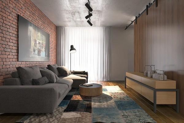 thiet-ke-noi-that-chung-cu-50m2-5 Mẫu thiết kế nội thất chung cư 50m2 phong cách hiện đại