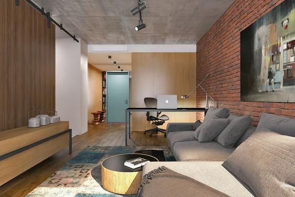 thiet-ke-noi-that-chung-cu-50m2-6 Mẫu thiết kế nội thất chung cư 50m2 phong cách hiện đại