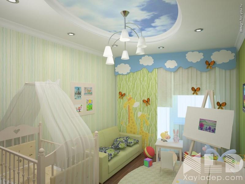 8 | Kiểu trần thạch cao phòng ngủ đẹp