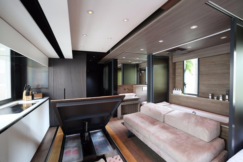 , Hô biến căn hộ 29m2 thành smathome với đầy đủ tiện nghi, Nhà đẹp