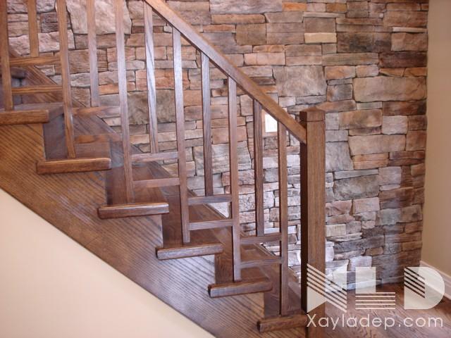 mau-cau-thang-go-18 30 Mẫu cầu thang gỗ đẹp hiện đại và sang trọng