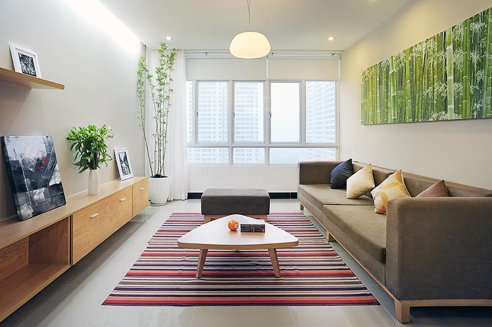 noi-that-can-ho-chung-cu-100m2-2 Hoàn thiện nội thất căn hộ 100m2 chỉ với 200 triệu đồng