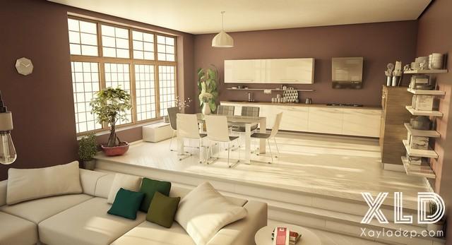 5-phong-khach-tuyet-dep-voi-phong-cach-thiet-ke-hien-dai-p3-7 5 phòng khách tuyệt đẹp với phong cách thiết kế hiện đại – p3