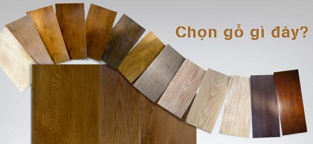 """""""Ma trận"""" các loại gỗ sẽ không dể dàng để bạn lựa chọn"""