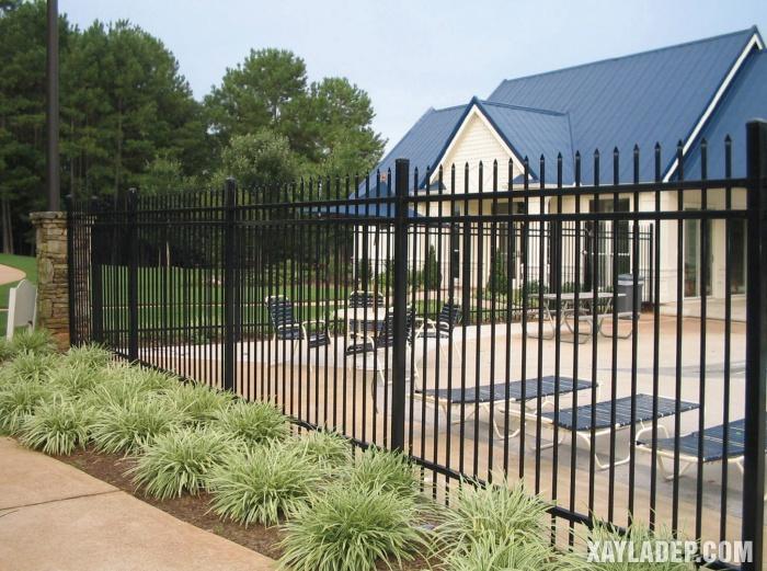 hàng rào đẹp, 60 Mẫu hàng rào đẹp và an toàn cho biệt thự nhà riêng và nhà cấp 4, Nhà đẹp