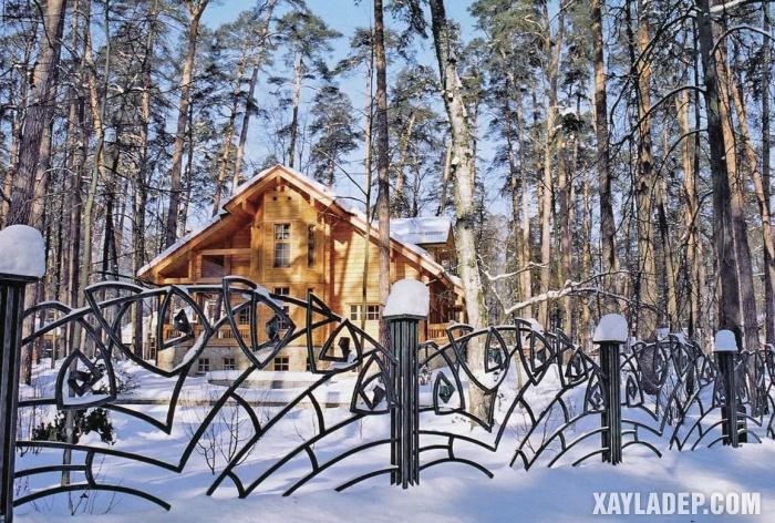 hàng rào đẹp, 60 Mẫu hàng rào nông thôn đẹp cho nhà cấp 4 và biệt thự nông thôn, Nhà đẹp