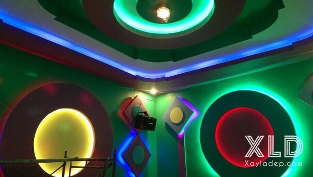 3-mau-thiet-ke-phong-karaoke-1 3 công trình phòng karaoke mới hoàn thành của Xayladep.com
