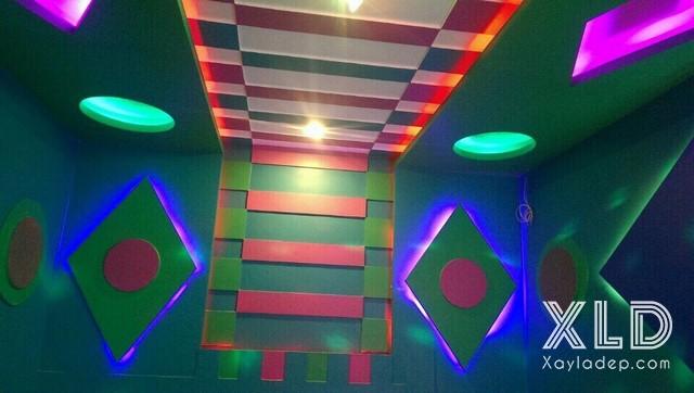 3-mau-thiet-ke-phong-karaoke-6 3 công trình phòng karaoke mới hoàn thành của Xayladep.com
