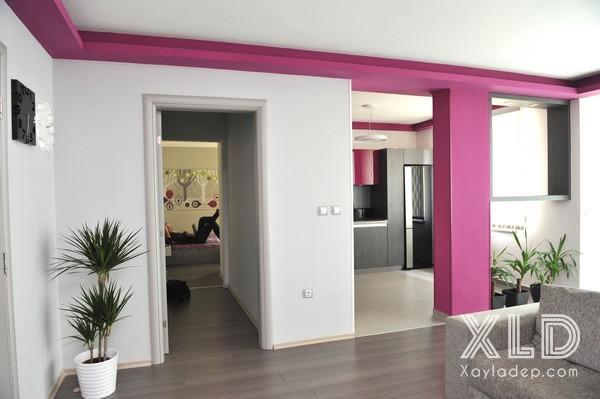 can-ho-50-m2-tuong-voi-cac-hoa-tiet-tren-tuong-10 Căn hộ 50 m2 ấn tượng với các họa tiết trên tường