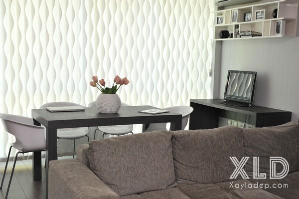 can-ho-50-m2-tuong-voi-cac-hoa-tiet-tren-tuong-11 Căn hộ 50 m2 ấn tượng với các họa tiết trên tường