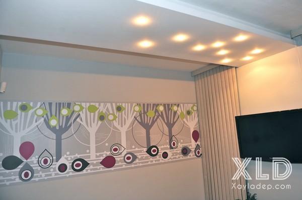 can-ho-50-m2-tuong-voi-cac-hoa-tiet-tren-tuong-14 Căn hộ 50 m2 ấn tượng với các họa tiết trên tường