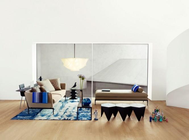 Mẫu sofa hiện đại cho phòng khách - Mẫu 01