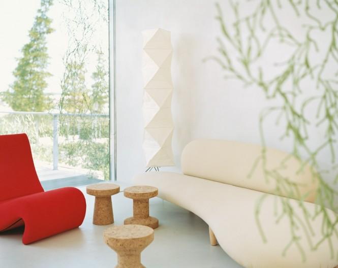 Mẫu sofa hiện đại cho phòng khách - Mẫu 10